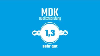 MDK Qualitätsprüfung Leistung Auszeichnung Lipski Schmidt aus Essen